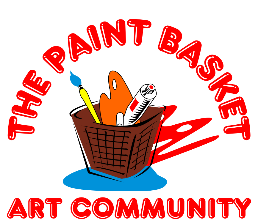 Paint Basket Member Art Forum